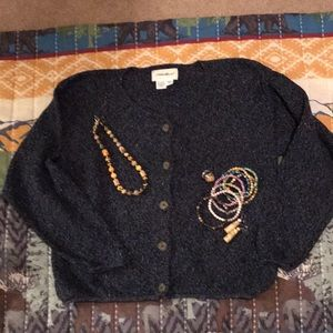 """Vintage"" 1997 Button Down Cardigan"